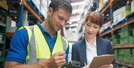 Improve transportation management system (TMS) and warehouse management system (WMS) communications