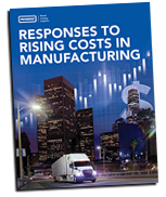 Responses to Rising Costs in Manufacturing