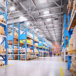 Multi-Client Warehouse