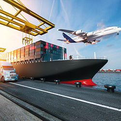 Freight Broker vs. Freight Forwarder
