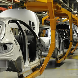 Minimize Disruptions in the Automotive Supply Chain